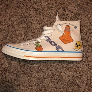 Converse x Tyler the Creator High-top shoes